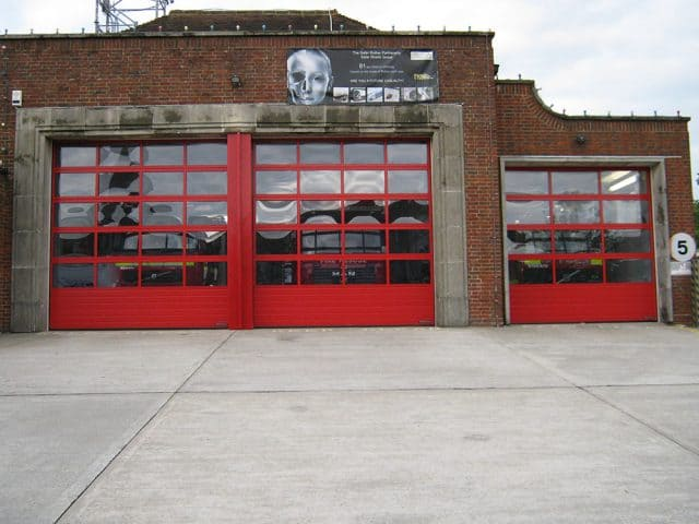 Battle Fire Station After Installation